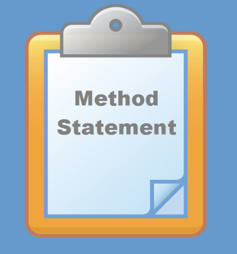 General Cleaning U2013 Method Statement  Method Of Statement